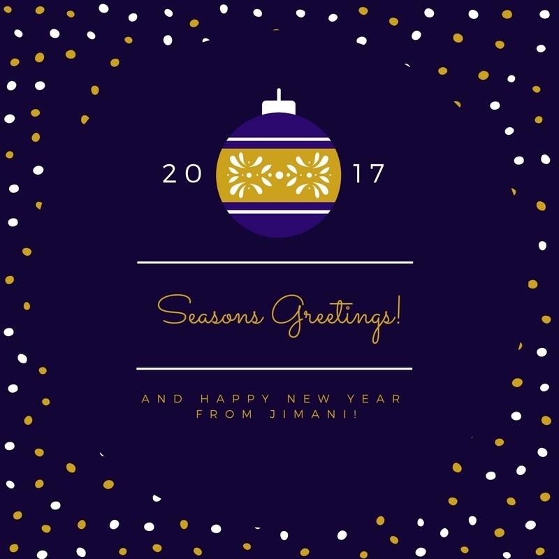 2017 Holiday Message